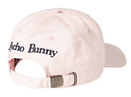 Psycho Bunny Men's Cotton Embroidered Strapback Sports Baseball Cap Hat image 7