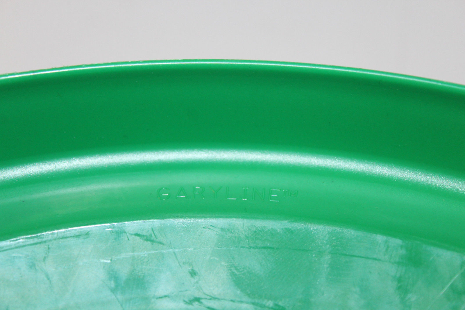 Castrol Oil Green Frisbee Garyline Made in USA image 5