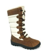 Timberland Women's MT. Hayes Tall Waterproof Brown Boots 6910B Size 6.5 - $139.95