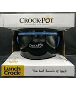 NEW Crock-Pot Crock-Pot 20-Ounce Lunch Crock Food Warmer - $31.67
