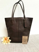 Vintage Coach Lunch Tote in Mahogany Leather, Style 7304 USA Made - EUC - $94.04