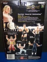 "NEW! 2004 Jakk's Classic Superstars Series #1 ""Triple HHH"" Action Figure {1404} image 2"