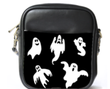 Sb2553 sling bag leather shoulder bag ghost cute thumb155 crop