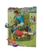 Soccer - 3D Swing Cards - Santoro - $15.67