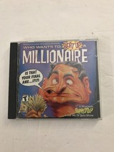 Who Wants to Beat Up a Millionaire (Sega Dreamcast 2000) Tested Ships N 24h - $17.44