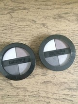 2 x Gosh Matt Quattro Quad Eye Shadow Eyeshadow #Q24 Platinum NEW Lot of 2  - $15.67