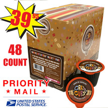 Crazy Cups Chocolate Lovers Variety  Pack 48 Count / FREE SHIPPING - $37.11