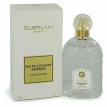 IMPERIALE by Guerlain Eau De Cologne Spray 3.4 oz for Men - $51.48