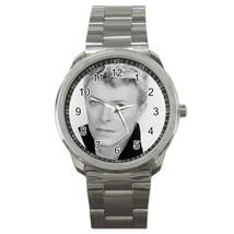 Gift And Memorable Watch - Memorable David Bowie Sport Metal Watch - $8.99