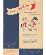 The Lookies 1954 Look It Up Club Book for World Book Encyclopedia Children - $6.92