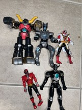 Action Figure Lot Of 5 multiple See Pictures - $5.89