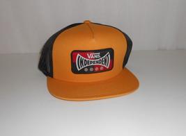New VANS X Independent Snapback Hat Skateboard  Adjustable Cap  O/S One ... - $23.36