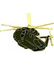 US Army CH-53 Helicopter Large Pin - $7.91