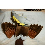 "Butt head Golf Club Cover  Plush Regal Eagle butt with sock bottom 20"" - $45.00"