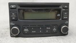 2006-2007 Kia Optima Am Fm Cd Player Radio Receiver 54817 - $62.49