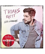 Thomas Rhett Life Changes Deluxe Edition Target Exclusive 2017 CD Unforg... - $24.05