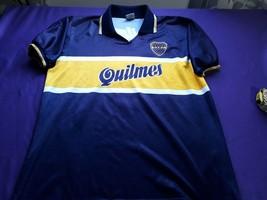 Fantasy old  Jersey t-shirt Boca juniors 1996 Argentina   - $23.76