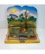 Chevron Collectible Car #4 Blue SPARKY Disneyland Autopia Car in Box - 2000 - $9.99
