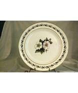"Royal Worcester 1986 Bernina Round Platter Chop Plate 12"" - $36.03"