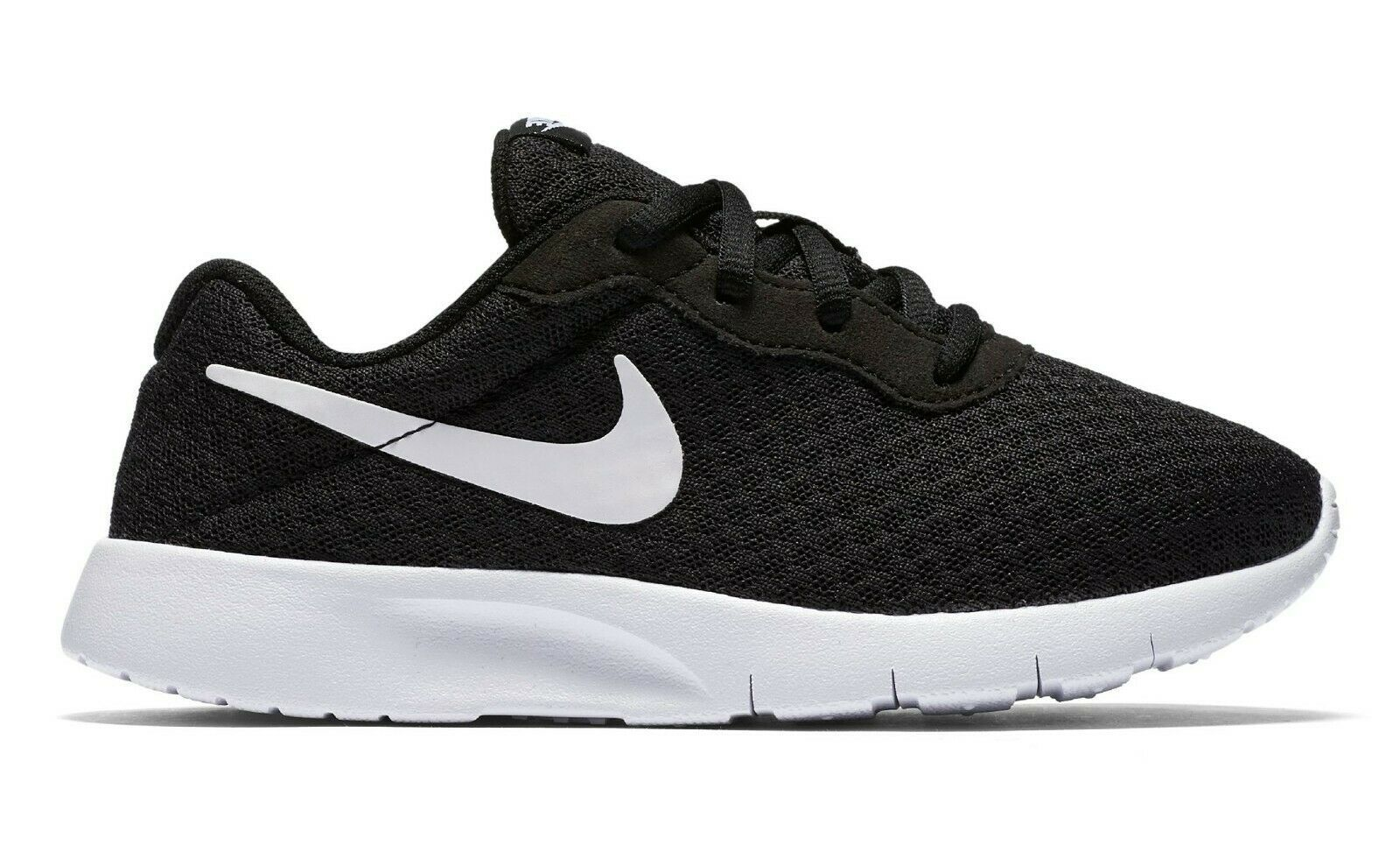 Nike Preschool Tanjun Casual Shoes Black/White 818382-011