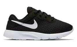 Nike Preschool Tanjun Casual Shoes Black/White 818382-011 - $49.95