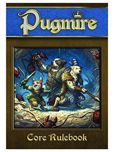 Pugmire Fantasy Tabletop RPG