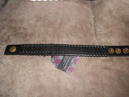 Paparazzi Uniquely Urban Bracelet (New) First Mate (Black) - $5.88