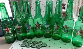12 Empty Bottles - Rugby World Cup Japan 2019 - Heineken Beer  330ml - $21.23