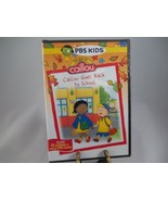 The Best of Caillou: Caillou Goes Back to School (DVD, 2012)-Brand New/S... - $7.91
