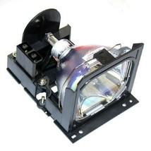 Mitsubishi VLT-PX1LP VLTPX1LP Lamp In Housing For Projector Model LVPSA51U - $31.15