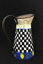 Lemon Pitcher Vase - $28.45
