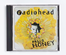 Radiohead, Pablo Honey, Alternative Rock Music CD, Used - $4.15