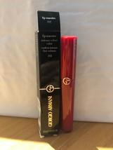 Giorgio Armani Lip Maestro Intense Velvet Color Shade 502 New In Box As ... - $20.25
