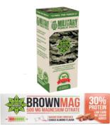Protein Bar Almond + Magnesium Whey & Milk Protein + Military 40 Amino +... - $34.64