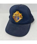 Vintage Knights of Columbus SnapBack Hat  - $12.86