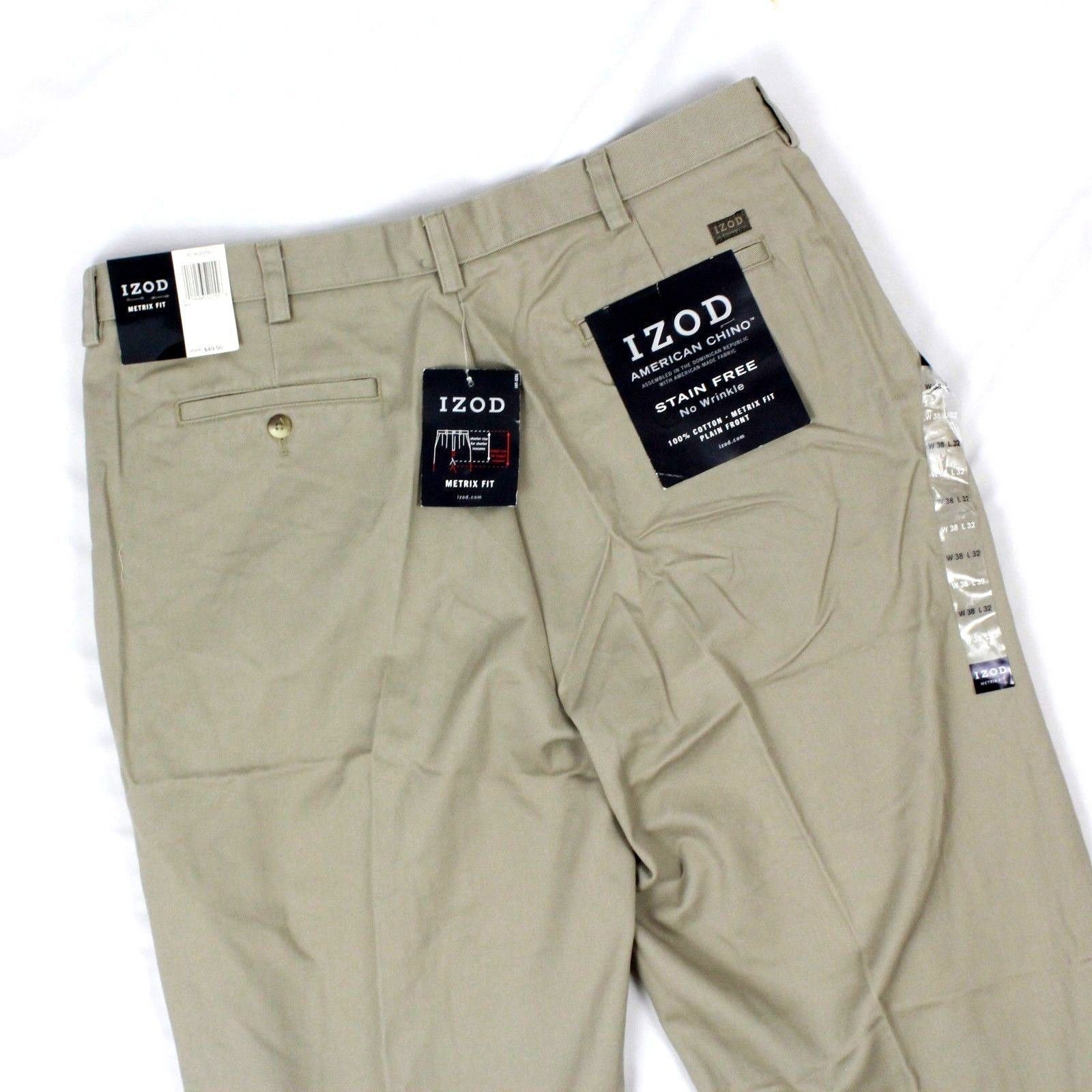 a02a1f177c31 Izod Hombres American Chinos Mancha sin and 10 similar items