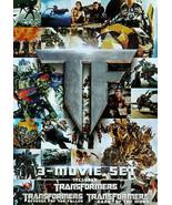 Transformers Trilogy (DVD, 2011, 3-Disc Set) - $5.20