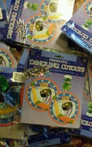 Prismatic Dangling HOCKEY Cutouts Party Decor DANGLERS by Amscan 2PC PAC... - $5.69