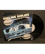 Deliverance Movie Theme Song - Dueling Banjos Springer Bros LP Record Album - $10.21