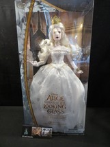 Disney Store Authentic Alice Through the Looking Glass Mirana White Quee... - $121.59