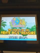 Nintendo Game Boy Advance GBA Dora The Explorer: Search For Pirate Pig's Treasur image 1