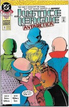 Justice League Antarctica Comic Book Annual #4 DC 1989 VFN/NEAR MINT UNREAD - $3.50