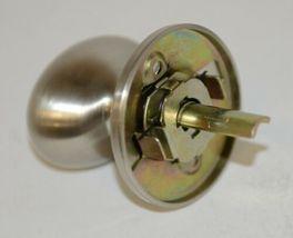 Better Home Products 61915SN Egg Knob Handle Set Trim Satin Nickel image 7