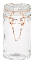 Tala Copper Wire Clip Top Spice Jars, Clear, 12 Pack #dag - £39.59 GBP