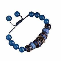 Style Woven Jewelry Ethnic Handmade Bracelets Agate Bracelet Retro Chinese