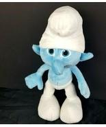 "The Smurfs Movie Plush 10"" Doll 2011 Peyo Stuffed Toy Jakks Blue Doll St... - $12.86"