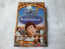 Vintage Disney's Ratatouille Movie Pinback Button Collectible - $15.51
