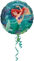 """Disney Little Mermaid 18"""" Mylar Balloon - $3.22"""