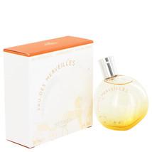 Eau Des Merveilles by Hermes Eau De Toilette Spray 1 oz for Women #429238 - $42.60