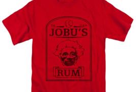 Major League Jobu's Rum Wild thing retro 80's movie red graphic t-shirt PAR466 image 3